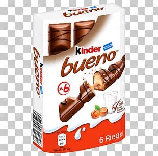 Kinder Bueno Kinder Chocolate Milk Waffle Kinder Surprise PNG