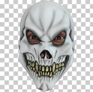 Latex Mask Halloween Costume Child PNG