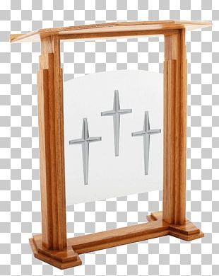 Table Pulpit Lectern Altar In The Catholic Church PNG