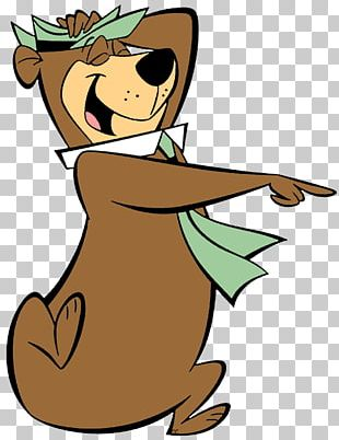 Yogi Bear Boo Boo Cindy Bear Ranger Smith PNG