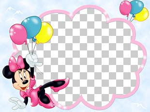 Minnie Mouse Mickey Mouse Borders And Frames Frame PNG