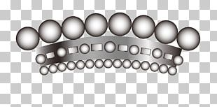 Silver Crown Computer File PNG