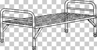 Cots Camp Beds Drawing PNG