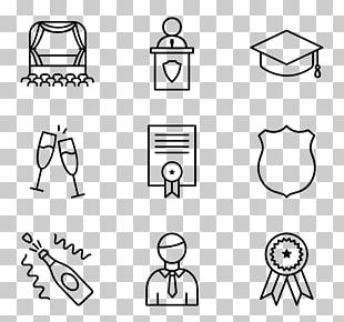 Computer Icons Graduation Ceremony PNG