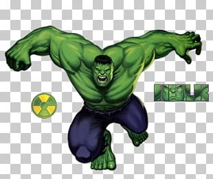 Hulk Wall Decal Sticker PNG