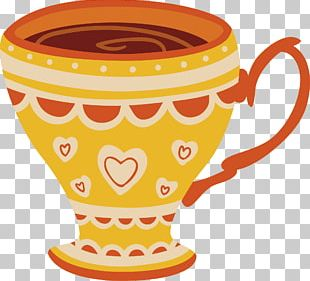Coffee Cup Cupcake PNG