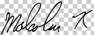 United States African American Black History Month Signature Name PNG