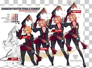 Dungeon Fighter Online Fan Art Blade & Soul PNG
