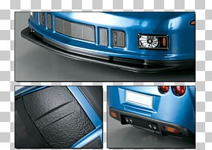 Bumper Chevrolet Corvette Car General Motors PNG