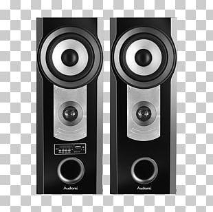 Computer Speakers Microphone Loudspeaker Sound Radio PNG