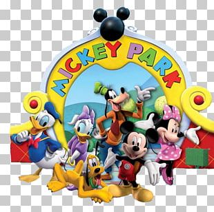 Mickey Mouse Cartoon Character PNG