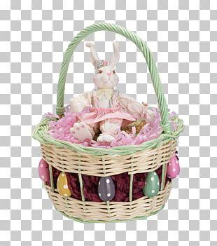 Easter Basket Adobe Illustrator PNG