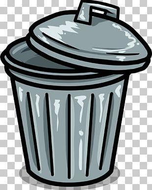 Rubbish Bins & Waste Paper Baskets PNG