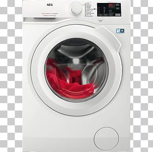 Washing Machines Home Appliance AEG 2. Wahl / LAVAMAT L6FB50470 7Kg PNG