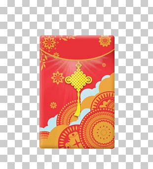 Chinese New Year Red Envelope Festival Lunar New Year PNG