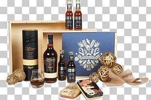 Liqueur Food Gift Baskets Wine Whiskey Hamper PNG