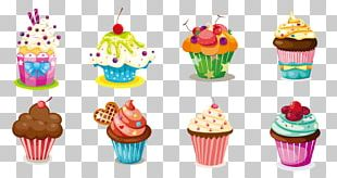 Muffin Cupcake Bakery Shortcake Breakfast PNG