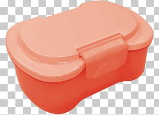 Lunch Box. Orange Lunchbox Product Plastic PNG
