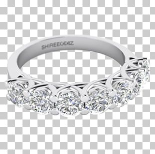 Wedding Ring Bangle Jewellery Silver Bling-bling PNG