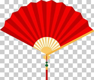 China Hand Fan Orient PNG