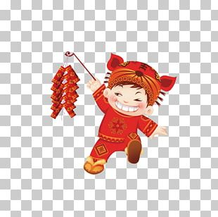 Firecracker Chinese New Year Oudejaarsdag Van De Maankalender Chinese Calendar Chinese Zodiac PNG