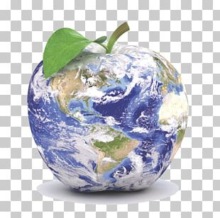 Earth Apple World Mobile Eating Business PNG