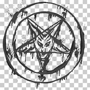 Pentagram Sigil Of Baphomet Symbol Satanism PNG