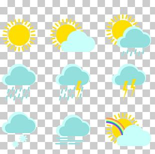 Icon Design Weather Icon PNG