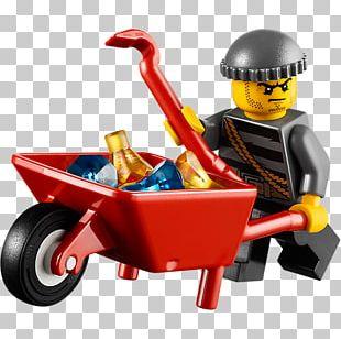 LEGO City Police ATV Play Set Amazon.com Toy PNG