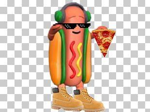 Dancing Hot Dog SnapChat Hot Dog PNG