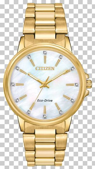 Eco-Drive Watch Seiko Citizen Holdings Automatic Quartz PNG