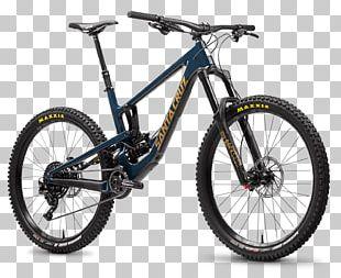 Santa Cruz Bicycles Mountain Bike Santa Cruz Nomad Downhill Bike PNG