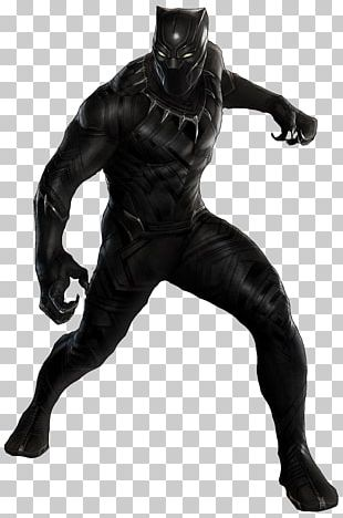 Black Panther Captain America Marvel Cinematic Universe PNG