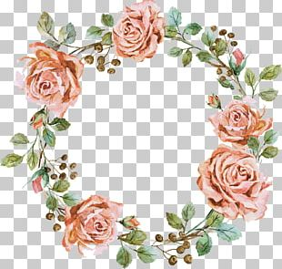 Wreath Flower Stock Photography PNG