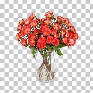 Artificial Flower Cut Flowers Flower Bouquet Rose PNG