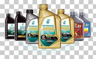Motor Oil Lubricant Petronas Selenia PNG