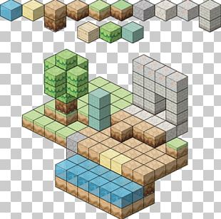 Tile-based Video Game Minecraft Isometric Graphics In Video Games And Pixel Art PNG