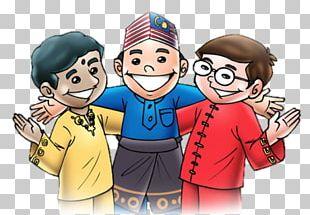 Malaysian Chinese Malaysian Indians Hari Merdeka PNG