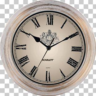 Quartz Clock Watch Seiko Westclox PNG