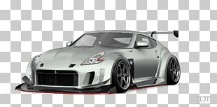 Sports Car 2018 Nissan 370Z Coupe PNG