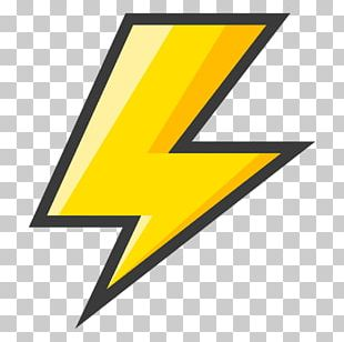 Lightning Bolt Symbol PNG