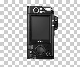Nikon KeyMission 80 Nikon KeyMission 360 Action Camera Video Cameras PNG