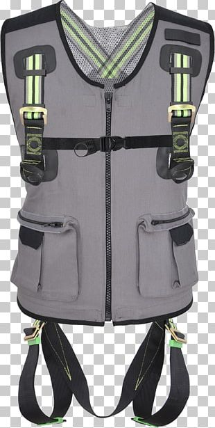 Safety Harness Gilets Climbing Harnesses Waistcoat PNG