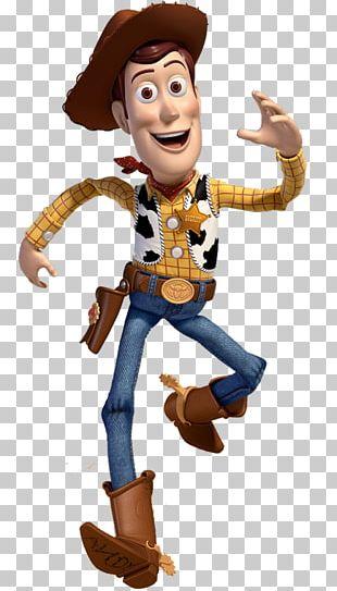 Toy Story Sheriff Woody Buzz Lightyear Jessie Pixar PNG