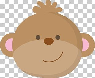 Baby Shower Party Animal Paper PNG