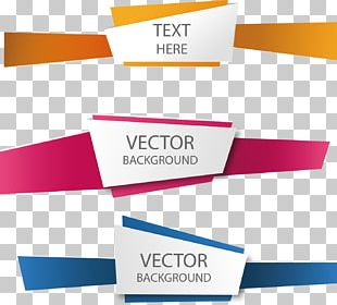 Banner Geometry Euclidean PNG