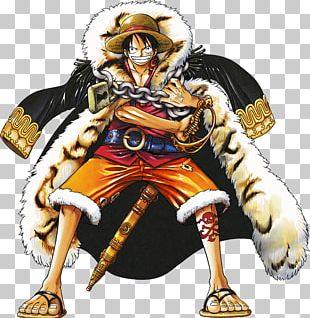 Monkey D. Luffy Goku One Piece Dragon Ball Anime PNG