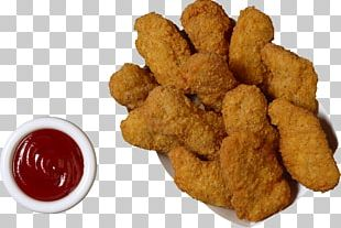Chicken Nugget Fast Food Fried Chicken Chicken Fingers McDonald's Chicken McNuggets PNG