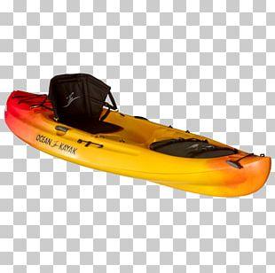 Sea Kayak Kayak Fishing Sit-on-top Recreational Kayak PNG