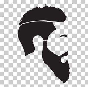 Beard Oil Man PNG